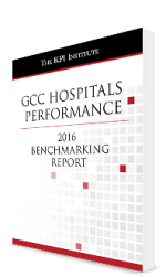 GCC Hospitals Performance Benchmarking Report 2016
