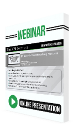 Webinar Benchmarking Practices