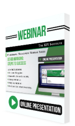 Webinar Benchmarking Step to Success